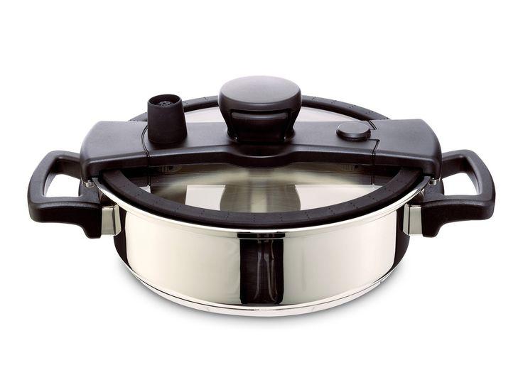 Smart Cook Vision Oala semi-presiune 3L