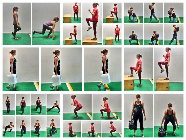 17 Best Ideas About Functional Training On Pinterest