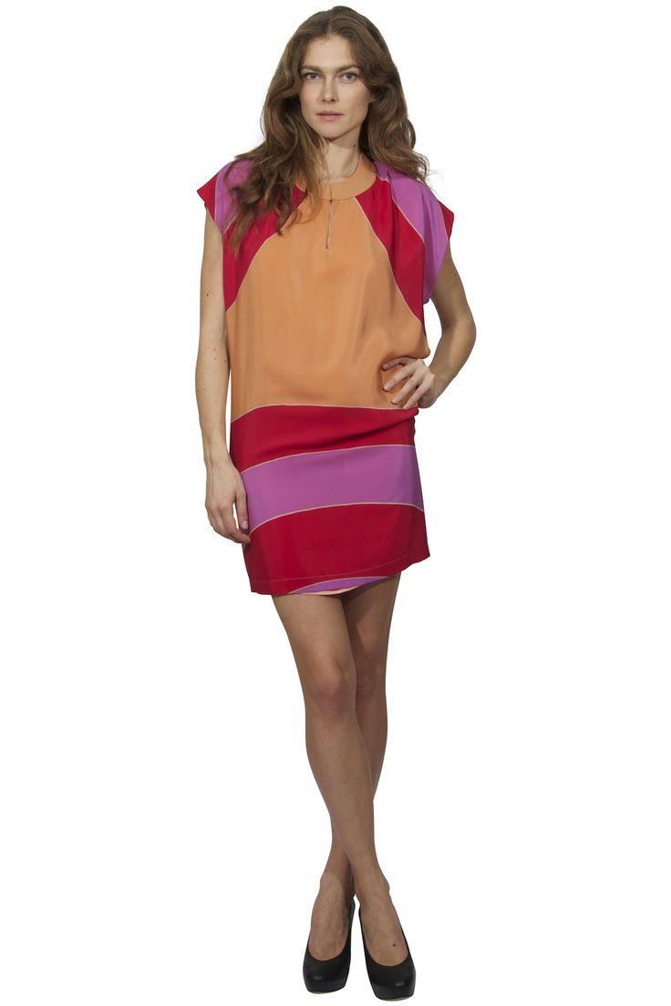 See by Chloe'-silk dress