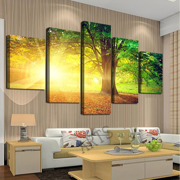 19 best Landscape Canvas Painting images on Pinterest | Abstract art ...