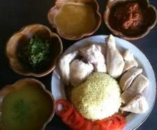 Hainanese Chicken Rice (Chinese Poached Chicken - Varoma Steamed) | Official Thermomix Recipe Community