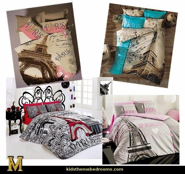 Paris Theme Bedding Paris Bedding Paris Theme Bedrooms Maries Manor Decorating