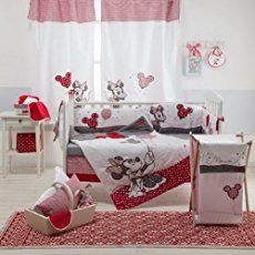 Minnie Mouse Nursery Decorfor Baby girl who is destined for Disney! Turn your baby girl's nurseryinto a Disney dream full of magic and wonder!