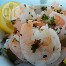 Crevettes pochées à la bière @ qc.allrecipes.ca