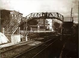 eski bakırköy tahta köprü