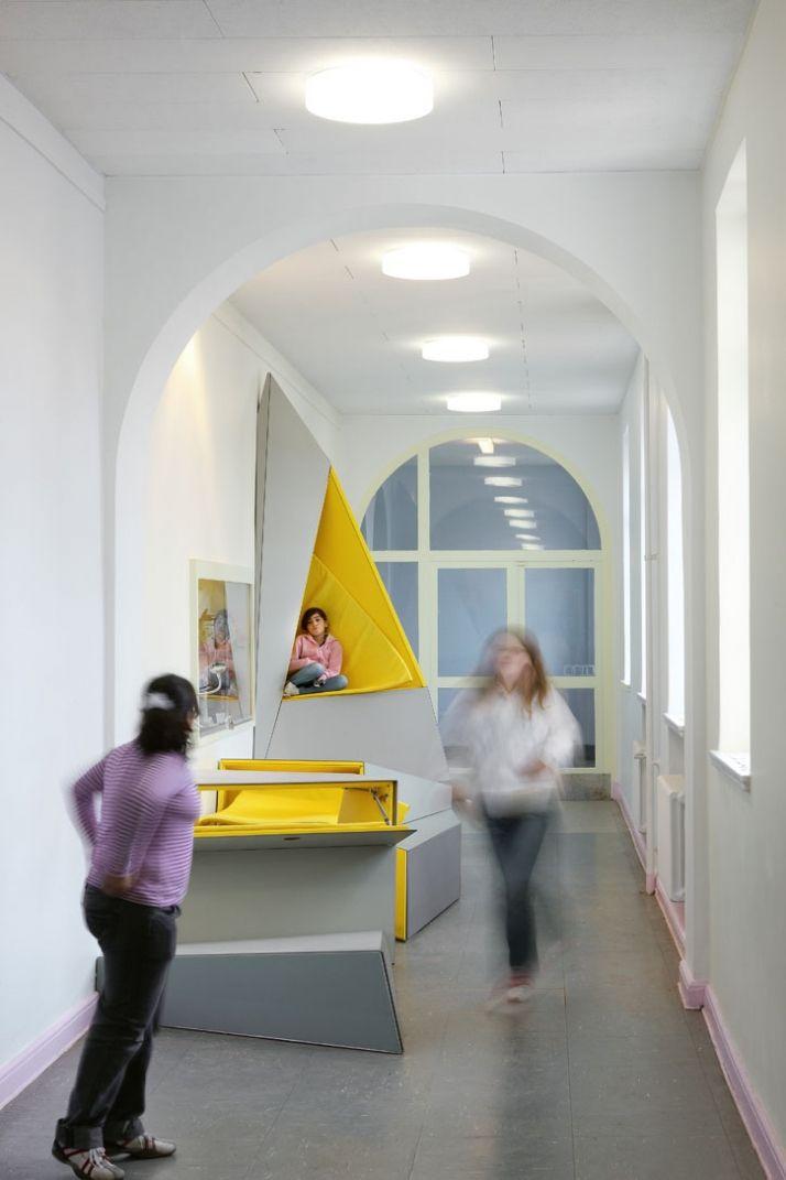 Marvelous Erika Mann Grundschule II by Baupiloten in Berlin