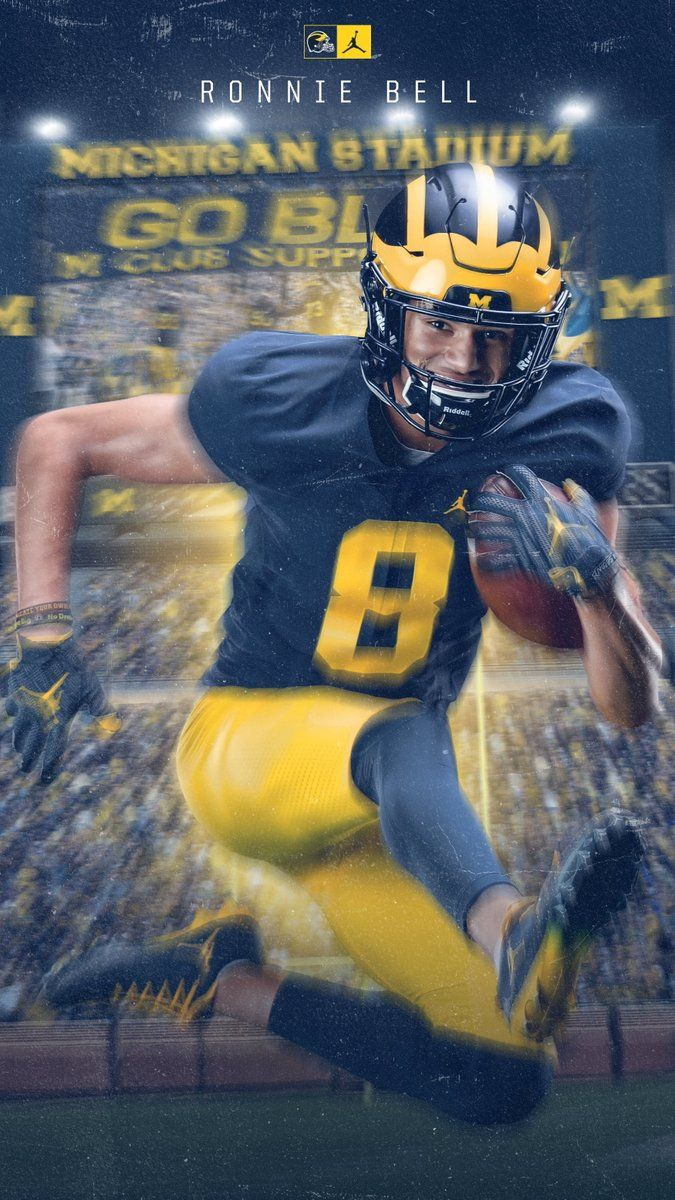Michigan Michigan Football Football Pictures College Sports Graphics