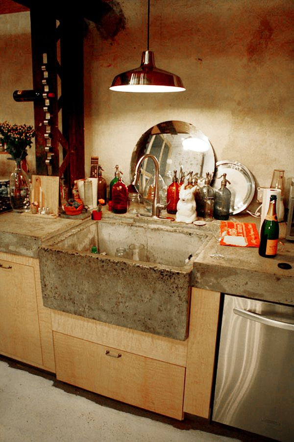 Best 25 Concrete Sink Ideas On Pinterest Concrete Sink Bathroom Concrete Basin And Modern
