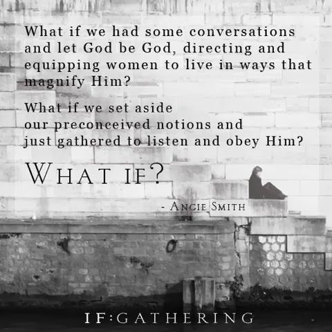 IF : Gathering, If gathering - the pearl blog
