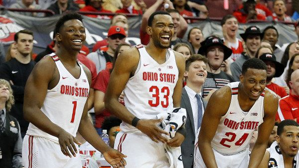 Keita Bates-Diop had 14 points and eight rebounds, and No. 14 Ohio State beat Iowa 82-64 on Saturday for sole possession of first place in the Big Ten. Kaleb Wesson added 18 points and C.J Jackson scored 14 for the Buckeyes (21-5, 13-1 Big Ten), who were 9 for 20 from 3-point range. Leading scorer Tyler Cook had just eight points for the Hawkeyes (12-15, 3-11). Bates-Diop made two early 3-pointers but Iowa made the lanky small forward largely ineffective in the first half. It wasn't until...