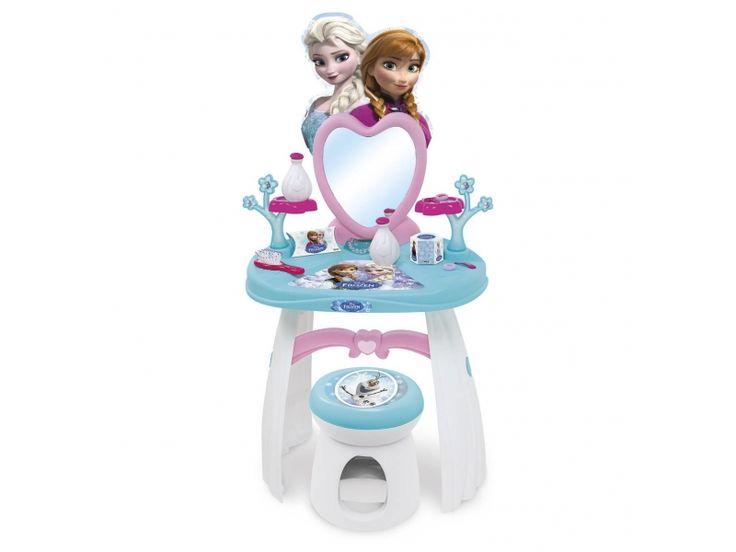 Smoby Toaletka Frozen - AGD dla dzieci - Sklep internetowy - satysfakcja.pl