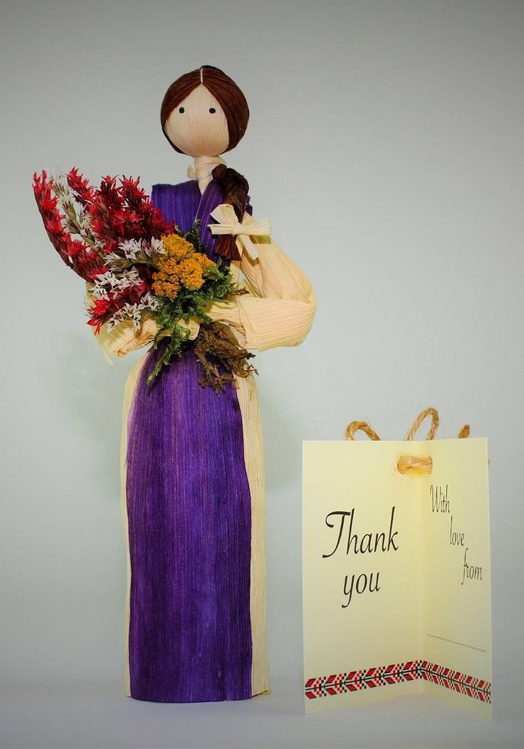 @grandmasgift UNIQUE TRADITIONAL HANDMADE GIFT DOLL WITH FLOWERS – Beautifully detailed handmade doll, perfect as a gift or to say thank you to friends or family. #doll #grandma #gift #amazon
