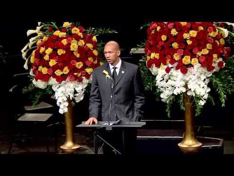 Monty Williams Gives  Powerful Eulogy At His Wife's Funeral | HD | MUST ...