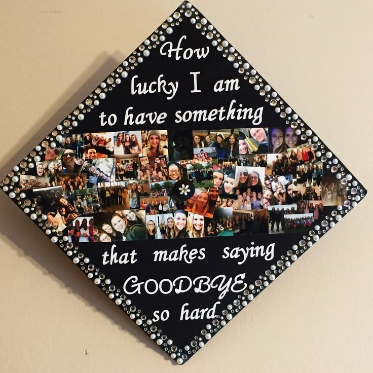 Graduation Cap design; quotes; Memories; Photos; Winnie the Pooh - #design #Graduation #memories #photos #quotes