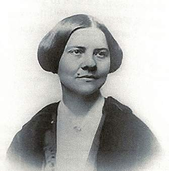 First volley in women's rights battle was fired in Gardner by Lucy Stone