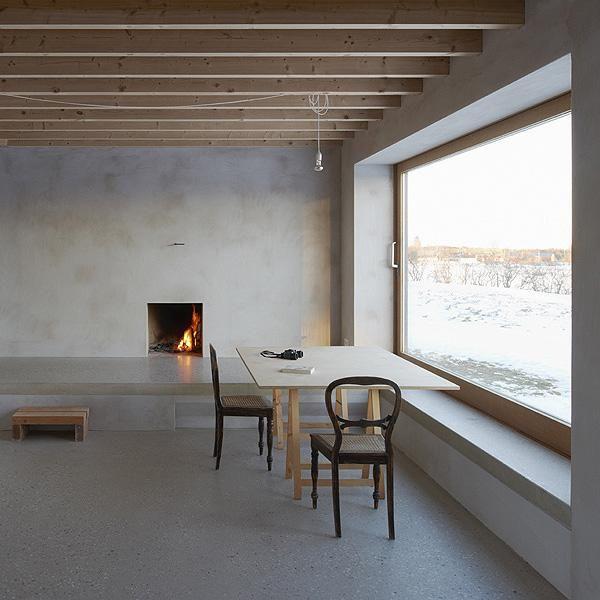 live here • atrium house, gotland, seeden • tham & videgård arkirekter • photo: tvark.se