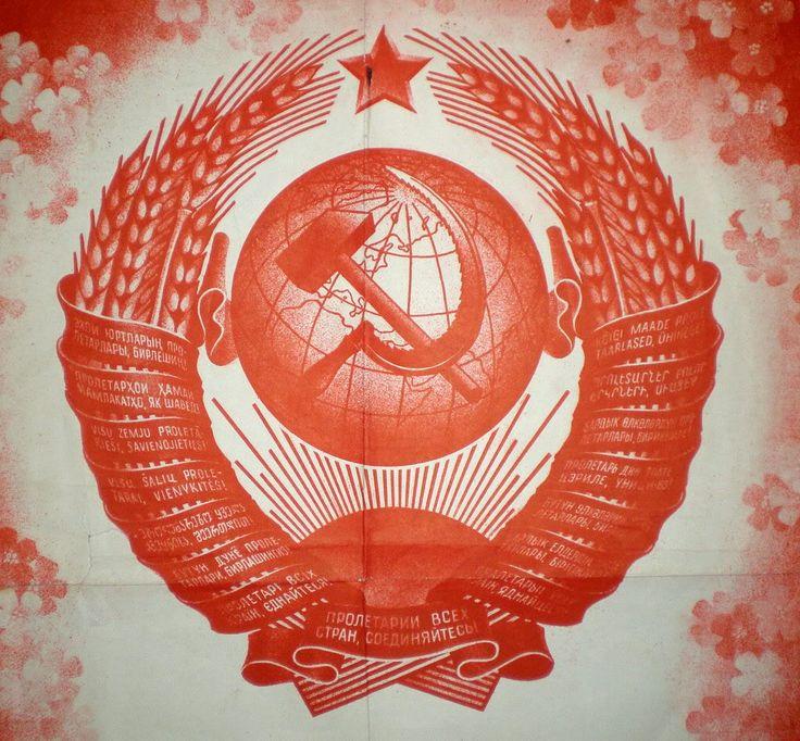 Russian Ww2 Propaganda Posters Vintage Russian Soviet...
