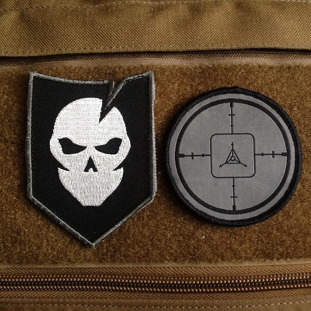ITS Tactical | TAD Gear | - great patches to add to your loadout