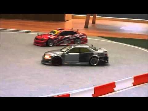 Ein neues Wochenende in der RC Drift Arena in Mönchegladbach (NRW). RC Drift Action vom Feinsten! --- www.feenfluegel-tv.de