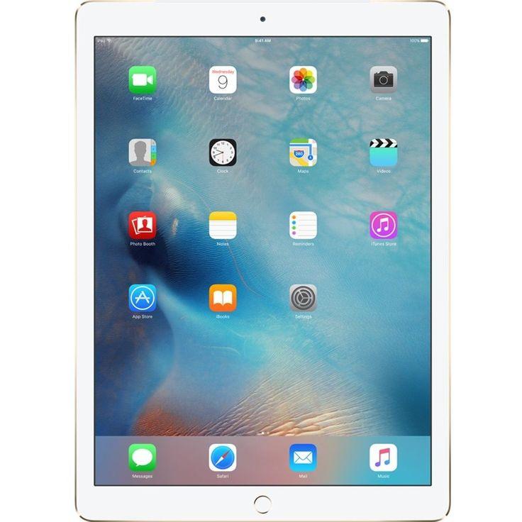 Tableta Apple iPad Pro, 4 GB RAM, 128 GB, 4G, Auriu