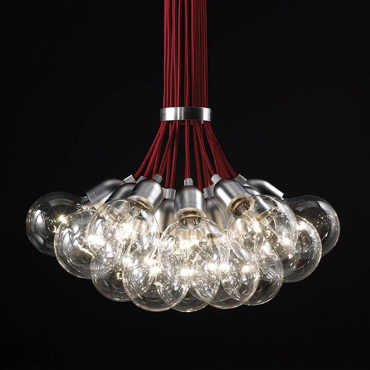 Cool hanging light