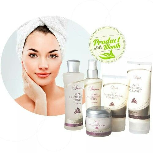 Soyna skin care collection