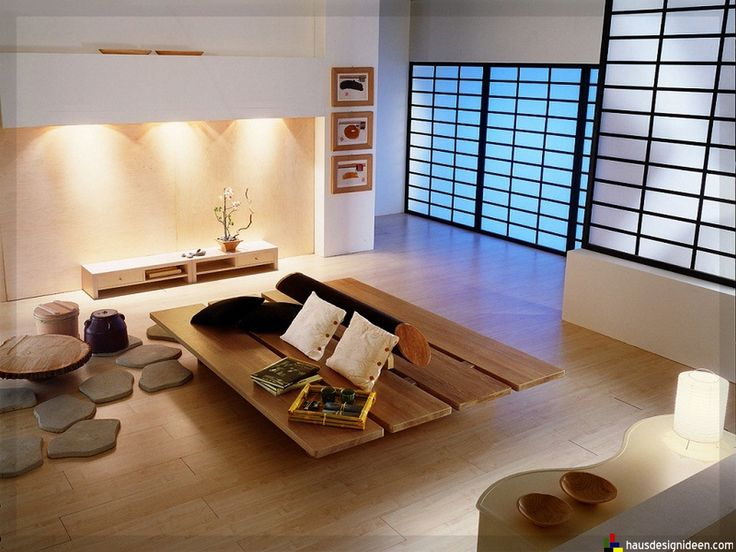 Die besten 25+ Japanische wohnzimmer Ideen auf Pinterest - sitzecke wohnzimmer design
