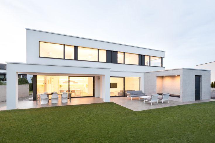 EFH Wilen, Architekturbüro – skizzenROLLE