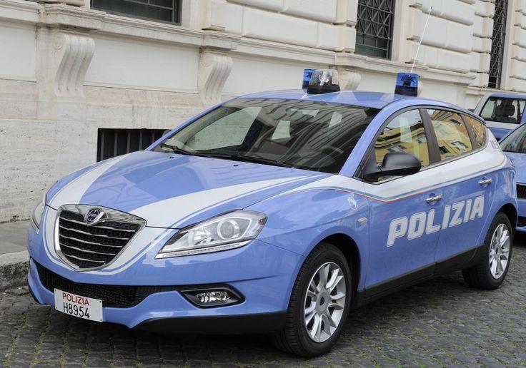 Lancia Delta - Polizia di Stato