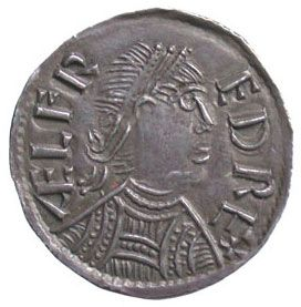 Anglo Saxon Coin of King Alfred