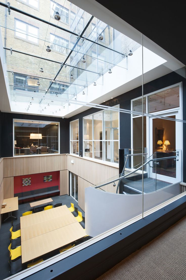 Gallery - A Contemporary Renovation for a Classic Mayfair Office / Brady Mallalieu Architects - 3