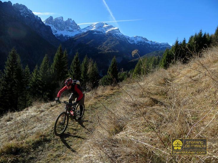 Itinerari MTB Dolomiti Stars / Val Biois