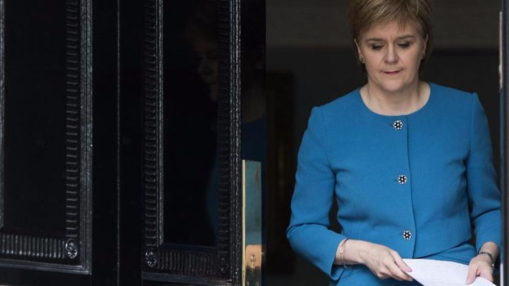 Schottland bereitet zweites Referendum vor - Politik Ausland - Bild.de