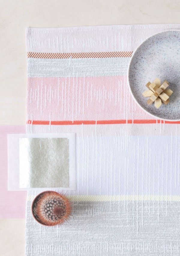 Mae Engelgeer woven placemats