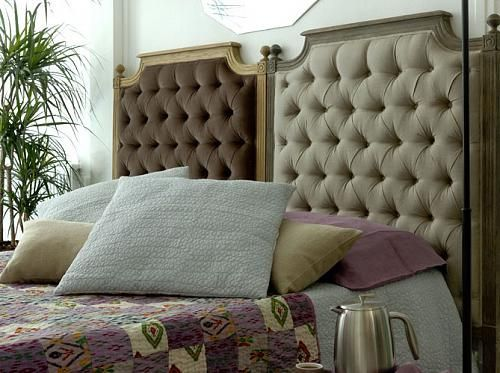 find this pin and more on get creative headboards - Creative Headboards