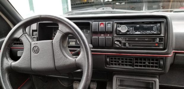1988 Volkswagen Golf Gti 16v Vwgolf Volkswagen Golf Gti Volkswagen Golf Mk2