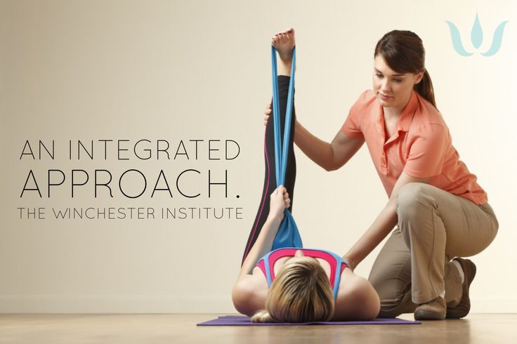 We combine Chiropractic manipulation with multiple forms of muscle (and other soft tissue) reeducation. Resetting muscles and fascia takes a load off the spine and allows your adjustment to hold longer. Research also suggests our soft tissues store memory, making rehabilitation of the body more than a one time fix. Chiropractic care at The Winchester Institute is an investment in your health. Have you and your family been adjusted lately?   thewinchesterinstitute.com