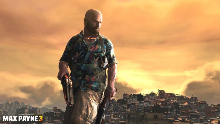 Max Payne 3 (PC, PlayStation 3, Xbox 360) / RockStar Games #MaxPayne #MaxPayne3 #Shooter #RockStarGames #Games #videogames #PlayStation3 #PC #Xbox360 #ShooterGames