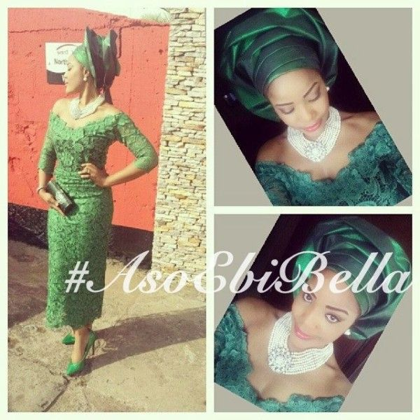 how to include aso ebi on invitation card
