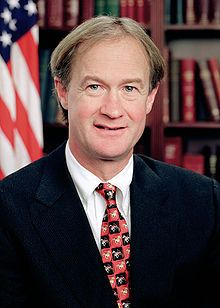 2016 Dem Candidate Lincoln Chafee official portrait.jpg