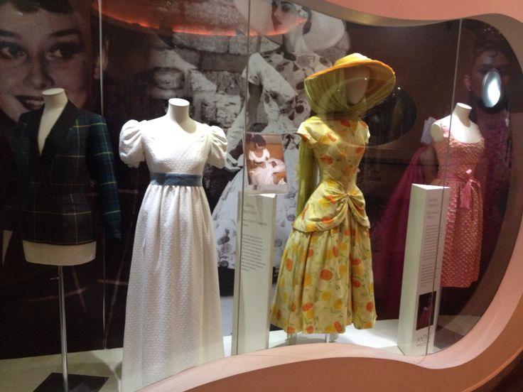 Audrey Hepburn- Iconic outfits at Newbridge Silver , Kildare , Ireland
