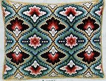 Another awesome page  Cathy's Traditional Bargello Patterns Page