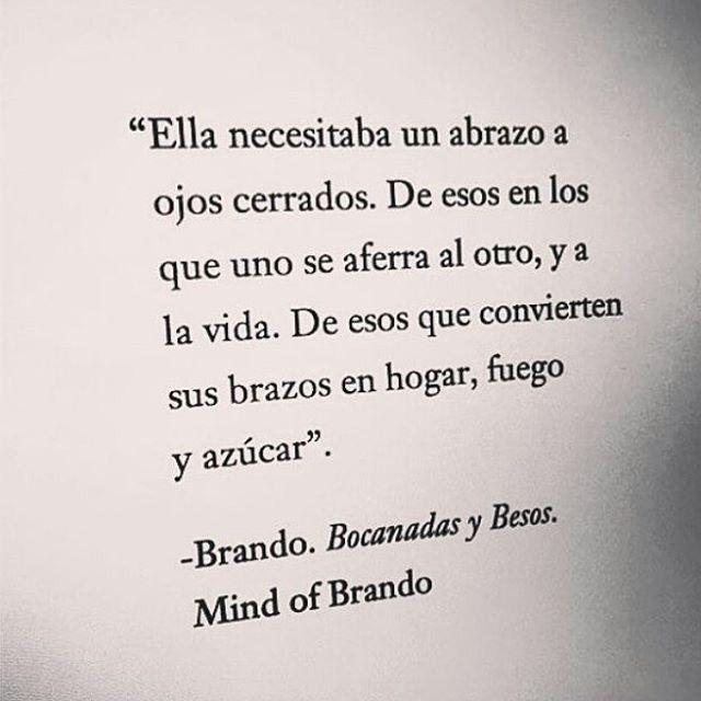Bocanadas y Besos.Mind of Brando
