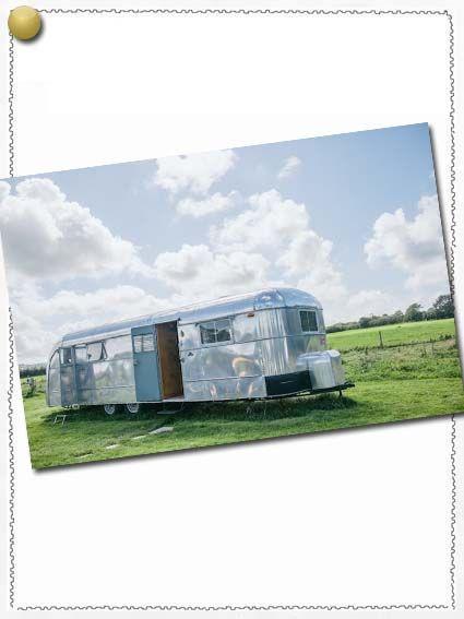 1949 Vagabond, Vintage Caravan Holidays UK