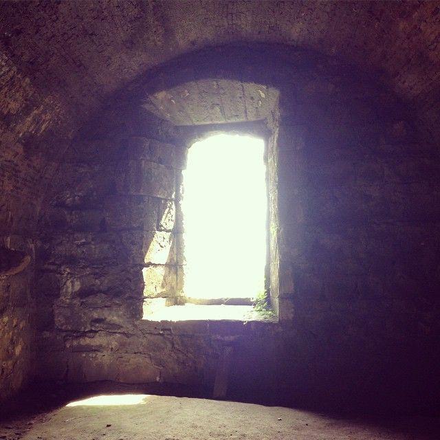 Light vs Darkness  #Castle #ruins #light #antiques