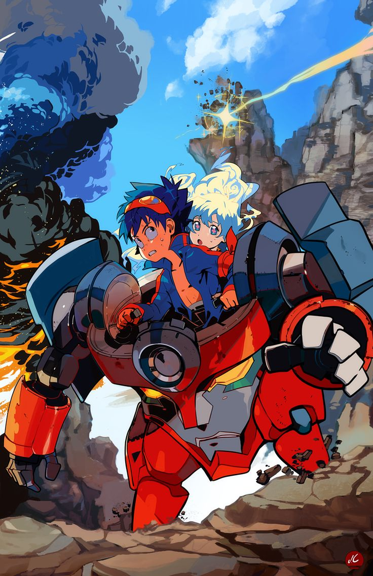 Pin by SunglowMoonRing on Gurren Lagann (With images