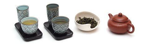 Чайная церемония с чаем Улун