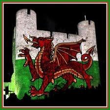 Castell Caerffili, Cymru