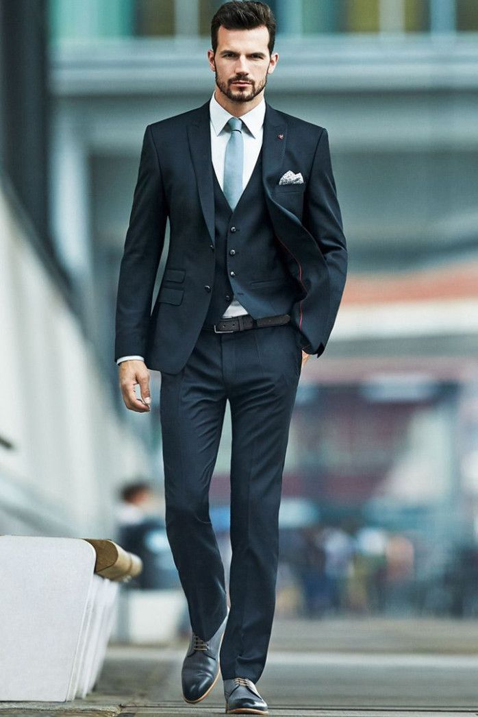 Wedding Ideas For Men Groom Style Suits Men Business Dress Suits For Men Best Blue Suits For Men