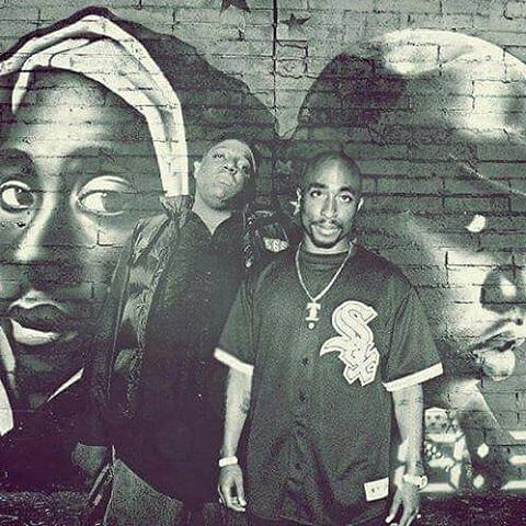 Tupac and Bigs.